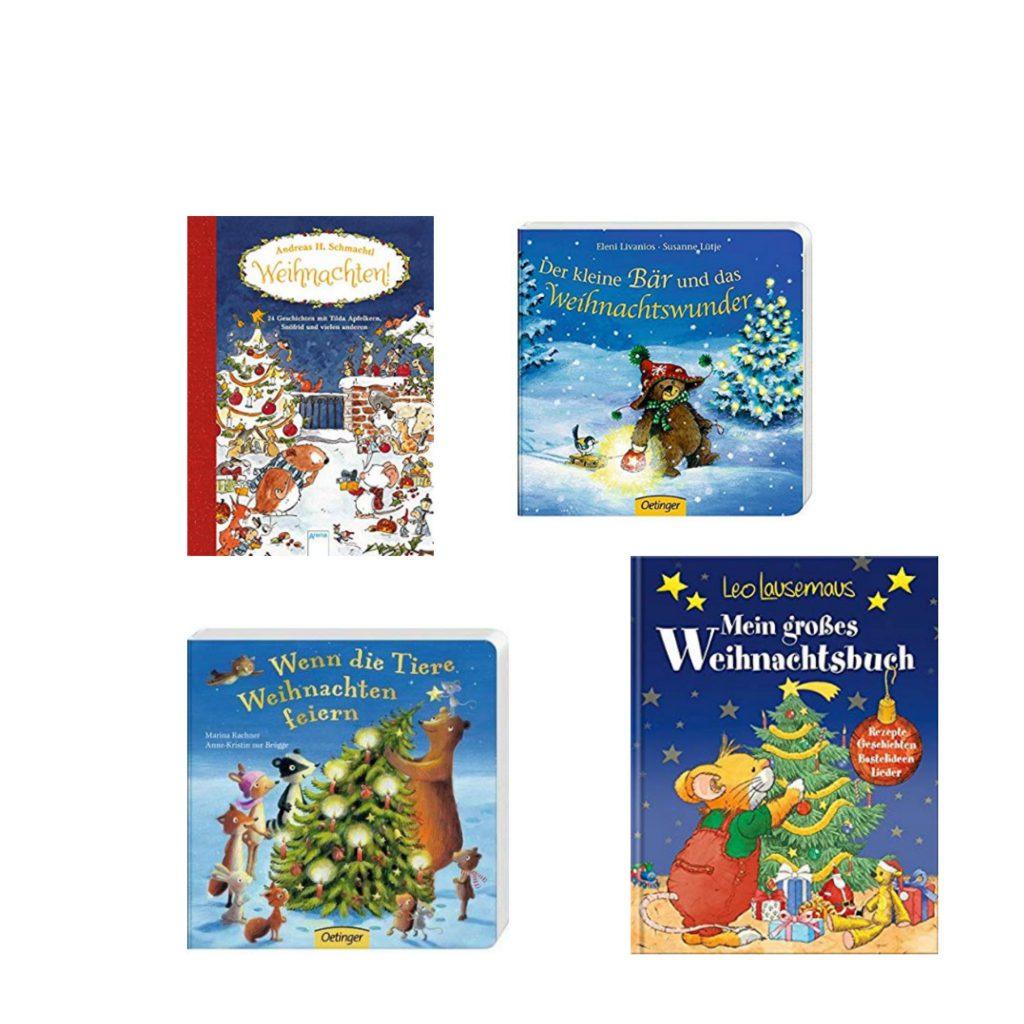 Tilda Apfelkern, Der kleine Bär und das Weihnachtswunder, Wenn die Tiere im Wald Weihnachten feiern, Leo Lausemaus